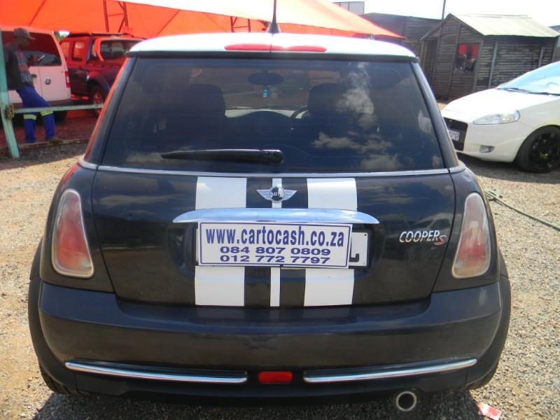 2007 MINI Cooper S Hatch For Sale